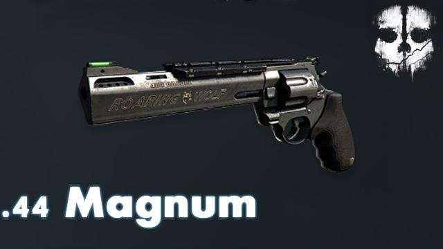Left 4 Dead 2 — новая модель оружия — «Магнум» 44