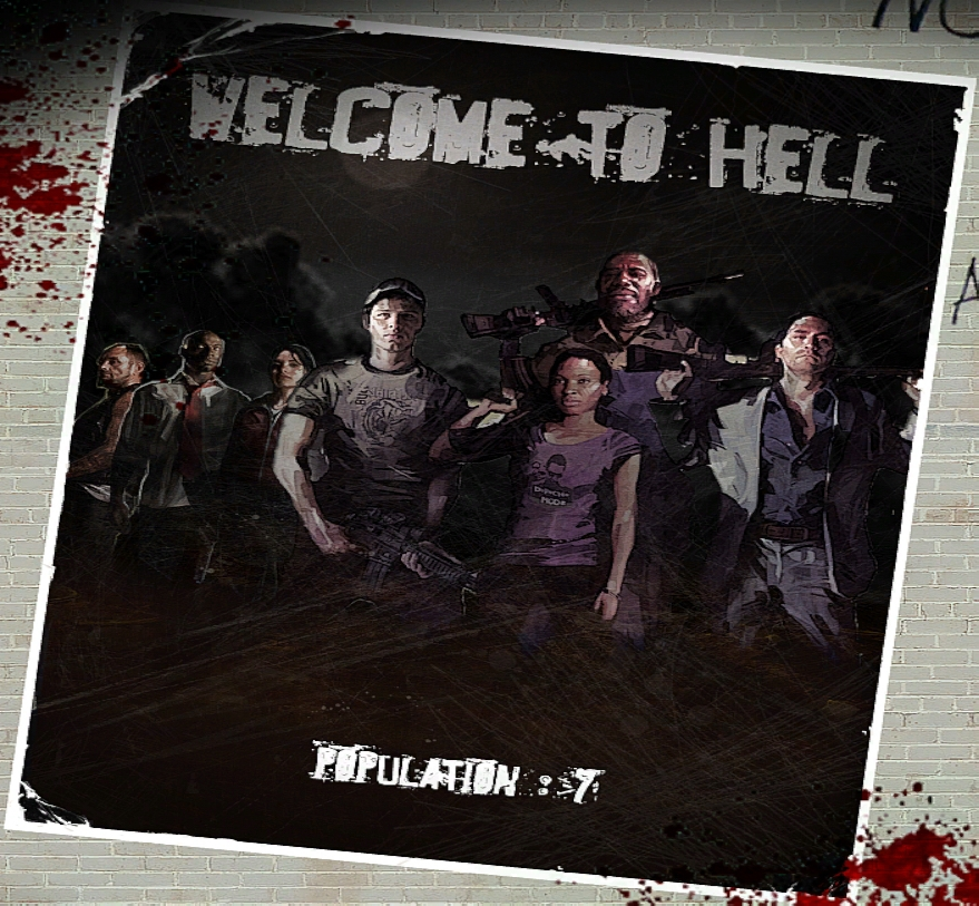 Left 4 Dead 2 — Welcome to Hell — кооперативная кампания