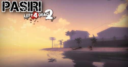 Left 4 Dead 2 — Pasiri — кооперативная кампания