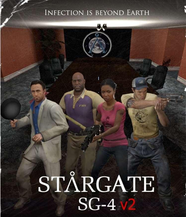 Left 4 Dead 2 — Stargate — кооперативная кампания