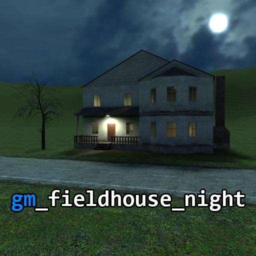 Карта gm fieldhouse night