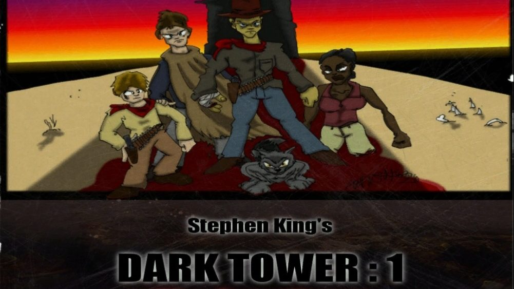 Left 4 Dead 2 — The Dark Tower 1 The Gunslinger — кооперативная кампания