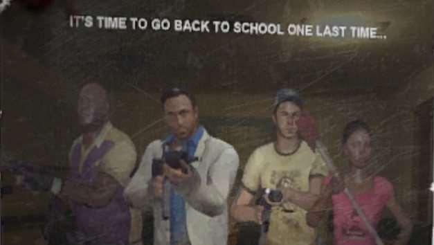 Left 4 Dead 2 — Dead High School — кооперативная кампания