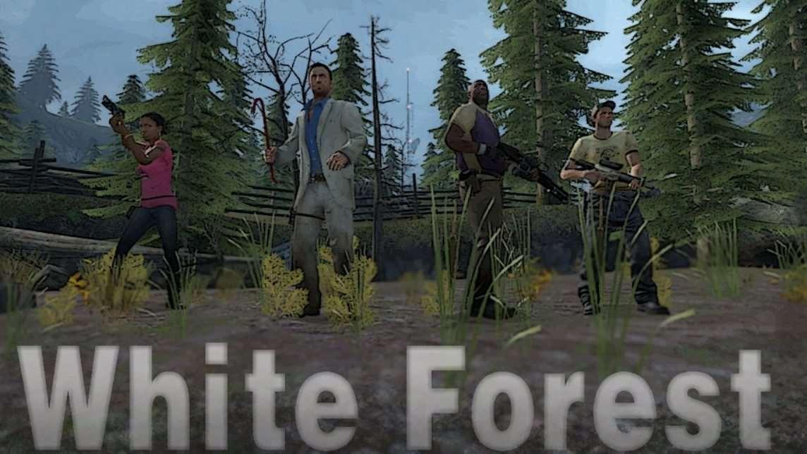 Left 4 Dead 2 — White Forest — кооперативная кампания