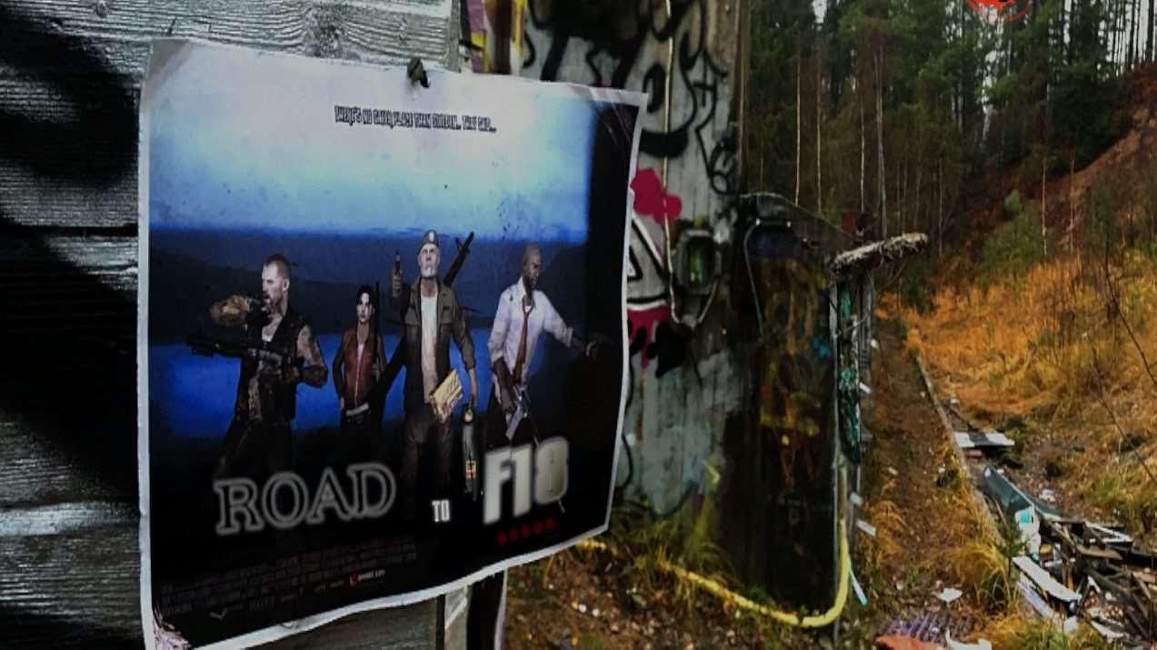 Left 4 Dead 2 — Road To F18 — кооперативная кампания