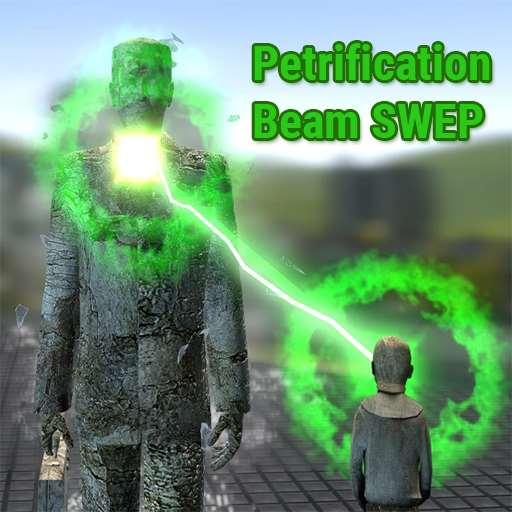 Petrification Beam SWEP | Garrys mod моды