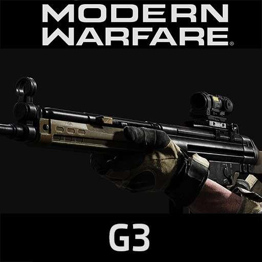 Modern Warfare SWEPS — G3A3 | Garrys mod моды