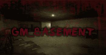 Garry's mod — Карта gm_basement — Жуткий подвал [Sandbox]