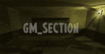 Garry's mod — Карта gm_section — Подъезд [Sandbox]