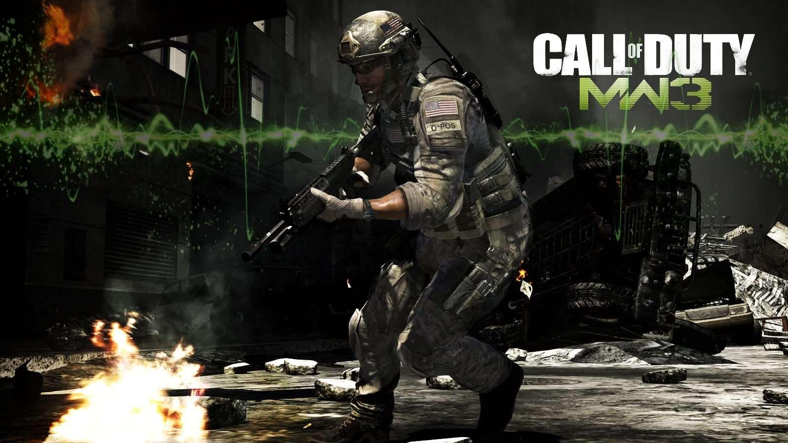 [CW2] Modern Warfare 3 Redux