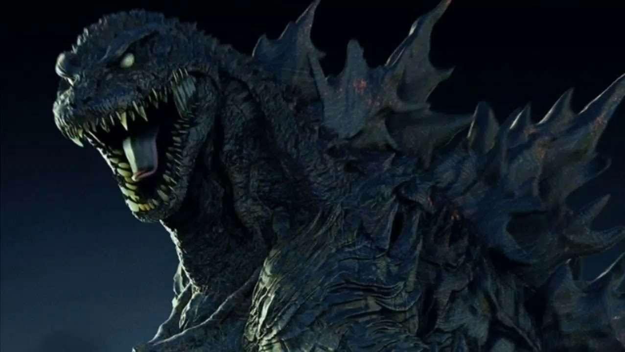 Godzilla 2021 NEXTBOT