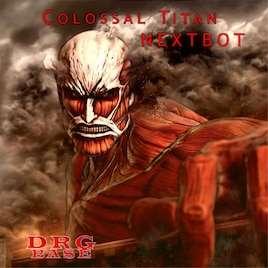 Colossal Titan NEXTBOT