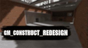 Garry's mod — Карта gm_construct_redesign [Sandbox]