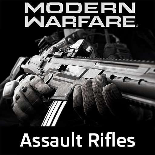 Modern Warfare 2019 SWEPs — Assault Rifles