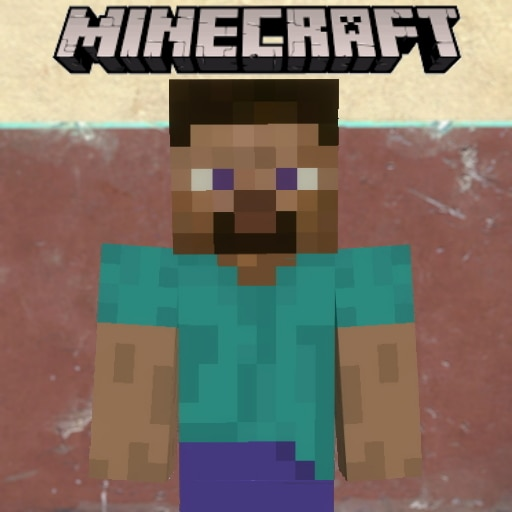 Minecraft Steve [Custom PM]