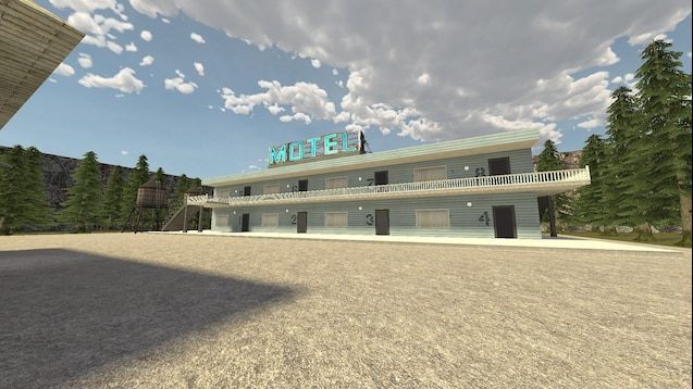 gm_motel [Garry's Mod]