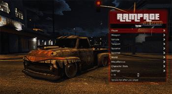 GTA 5 — Rampage Трейнер