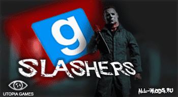 Garry's mod — Slashers (Контент и карты)