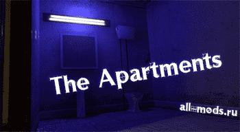 Garry's mod — Карта The Apartments