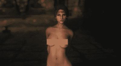 Skyrim — Тело TMB | Skyrim моды