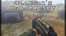 Fallout NV — MillENB for 0_150 | Fallout New Vegas моды