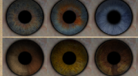 Skyrim — улучшенные глаза (+Dawnguard) | Skyrim моды