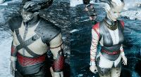 DA Inquisition — Ретекстур наряда Qunari Skyhold   Dragon Age моды