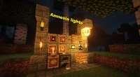 Minecraft 1.7.2 — Amnesia Lights | Minecraft моды