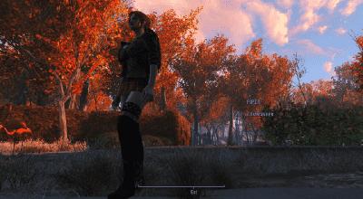 Fallout 4 — Сексуальный наряд для девушек | Fallout 4 моды