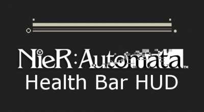 Garrys mod — Nier: Automata HUD