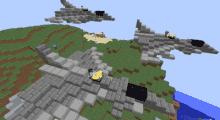 Minecraft — Aircraft (Zeppelin) / Удаленное управление объектами для 1.7.10/1.7.2/1.6.4/1.5.2 | Minecraft моды