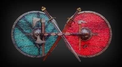 Skyrim SE — Оружейная Викингов (из сериала Викинги)
