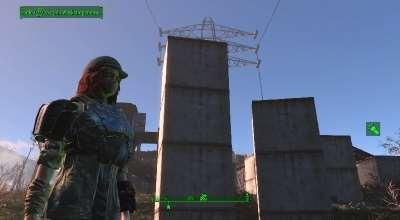 Fallout 4 — Кладём Фундамент друг на друга | Fallout 4 моды