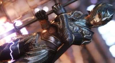 Skyrim — Реплейсер эльфийской брони для женщин | Skyrim моды