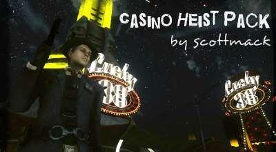 Fallout NV — Casino Heist Pack | Fallout New Vegas моды