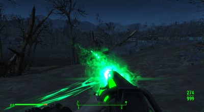 Fallout 4 — Плазма-Гатлинг | Fallout 4 моды