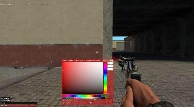Garry's Mod 13 — Лазер для оружия | Garrys mod моды