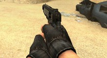 Counter Strike:Source — Colt45 for Glock | Counter Strike:Source моды