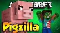 Minecraft — Пигзилла для 1.7.10/1.7.2 | Minecraft моды