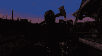 Fallout NV — Набор Психо (Psycho Armor and Mask) | Fallout New Vegas моды