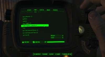 Fallout 4 — Мод для автоматического отслеживания квестов и уникальных предметов   Fallout 4 моды