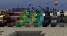 Minecraft — Декоративный мрамор и камины