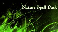 Skyrim — Заклинания Природы / Nature Spell Pack