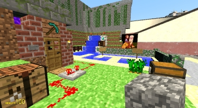 Garrys mod 13 — Minecraft SWEP