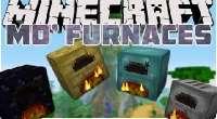 Minecraft — 12 новых видов печей с апгрейдами для 1.7.10/1.7.2 | Minecraft моды