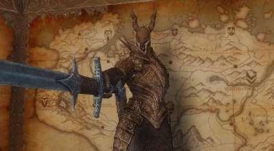 Skyrim — Броня из Dark Souls / Darksoulsの防具パック 10種