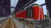 Minecraft — Real Train / Рельсы и поезда для 1.7.10/1.7.2/1.6.4/1.5.2 | Minecraft моды