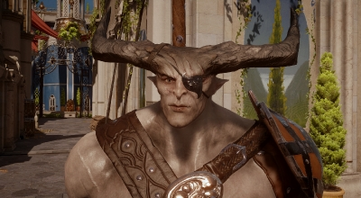 DA: Inquisition — Бритый Бык | Dragon Age моды