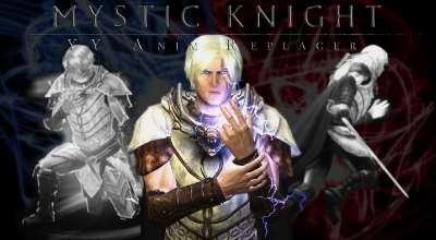 Skyrim SE — Новые анимации «Мистический рыцарь» | Skyrim Special Edition моды