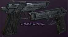 Fallout NV — Beretta92 | Fallout New Vegas моды